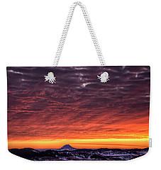 Black Hills Sunrise Weekender Tote Bag