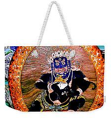 Black Jambhala  5 Weekender Tote Bag