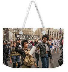 Black Lives Matter Weekender Tote Bag