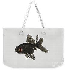 Black Moor Weekender Tote Bag by Stefanie Forck