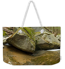 Black Mountain Pano Weekender Tote Bag