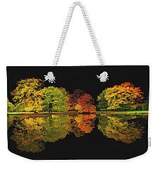 Black Muse Weekender Tote Bag