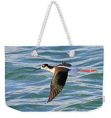 Black-necked Stilt 6 Weekender Tote Bag