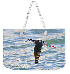 Black-necked Stilt 8 Weekender Tote Bag
