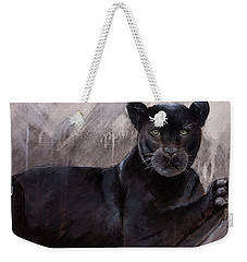 Black Panther  Weekender Tote Bag