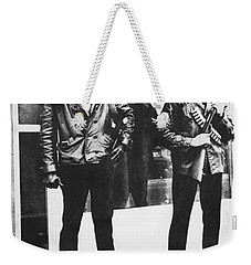 Black Panther Poster, 1968 Weekender Tote Bag