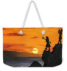 Black Rock Maui Weekender Tote Bag by Darice Machel McGuire