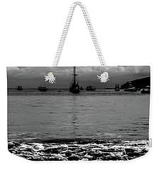 Black Sails Weekender Tote Bag