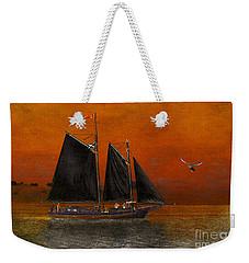 Black Sails In The Sunset Weekender Tote Bag