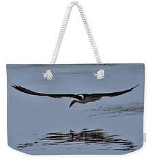 Black Skimmer Weekender Tote Bag
