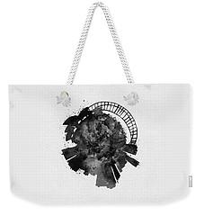 Black Skyround Art Of Sydney, Australia Weekender Tote Bag