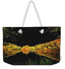 Black Tears Weekender Tote Bag