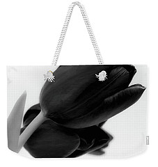 Black Tulips Weekender Tote Bag by Wim Lanclus
