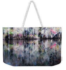 Black Water Fantasy Weekender Tote Bag