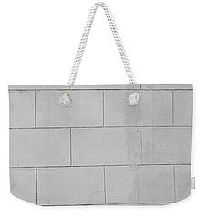 Black White Grey Weekender Tote Bag by Prakash Ghai