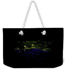 Blackback Gulls On Rock Weekender Tote Bag