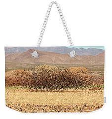 Blackbird Cloud Weekender Tote Bag