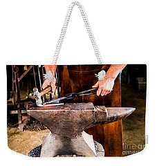 Blacksmith Weekender Tote Bag