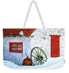 Blacksmith Shop At Hopewell Furnace Weekender Tote Bag