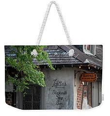 Blacksmith Shop Bar Weekender Tote Bag