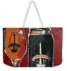 Blackstack Weekender Tote Bag