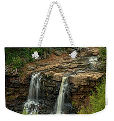 Blackwater Falls Weekender Tote Bag
