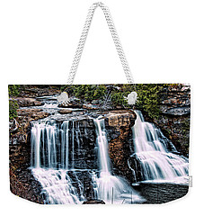 Blackwater Falls, West Virginia Weekender Tote Bag