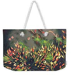 Bladderwort  Weekender Tote Bag