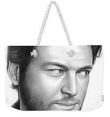 Blake Shelton Weekender Tote Bag