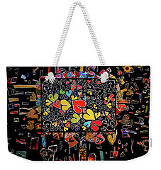 Blanket Of Love  Weekender Tote Bag
