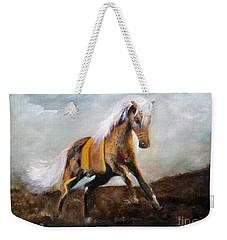 Blanket The War Pony Weekender Tote Bag