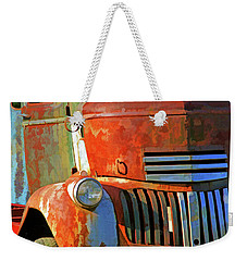 Weekender Tote Bag featuring the photograph Blast From The Past 6 by Lynda Lehmann