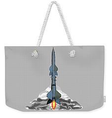 Blast Off Weekender Tote Bag
