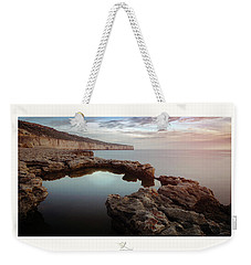 Blata Tal-melh - Salt Rock Weekender Tote Bag