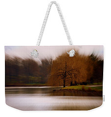 Blazing Zoom Weekender Tote Bag