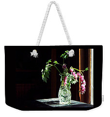 Bleeding Heart Bouquet Weekender Tote Bag
