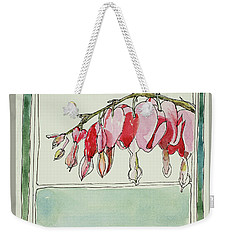 Bleeding Hearts II Weekender Tote Bag