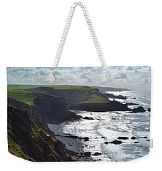 Blegberry Cliffs From Damehole Point Weekender Tote Bag