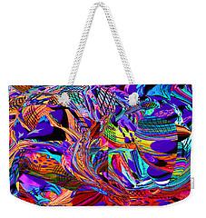 Blend 11 Weekender Tote Bag