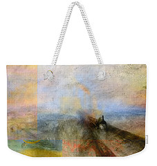 Blend 5 Turner Weekender Tote Bag by David Bridburg