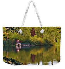 Blenheim Palace Boathouse 2 Weekender Tote Bag