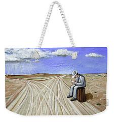 Bless The Broken Road Weekender Tote Bag