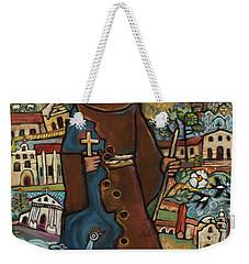 Blessed Junipero Serra Weekender Tote Bag