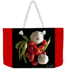 Blessings From The Garden Weekender Tote Bag