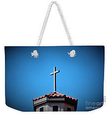 Weekender Tote Bag featuring the photograph Blessings To Everyone Of All Faiths by Ray Shrewsberry