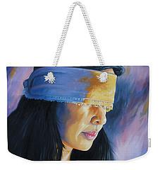 Blind Love Weekender Tote Bag