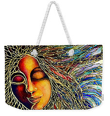 Blinded By The Light Weekender Tote Bag