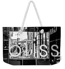 Bliss Weekender Tote Bag by David Sutton