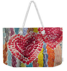 Bliss Weekender Tote Bag by Sonali Gangane