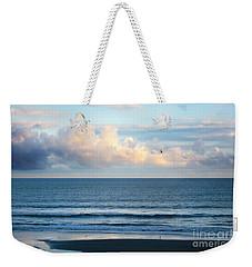 Blissful Blues Weekender Tote Bag